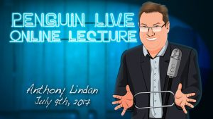 Penguin Live Lecture by Anthony Lindan
