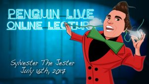 Penguin Live Lecture by Sylvester the Jester