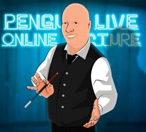 Flip – Penguin Live Lecture (august 6th, 2017)