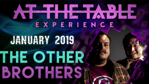 The Other Brothers – At The Table Live Lecture (January 3rd, 2019)