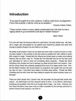 Andrew Mayne – Illusion Book