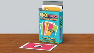 Antonio Martinez – UNOrthodox (Cards not included)
