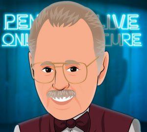 Bob White – Penguin Live Lecture (August 30th, 2015)