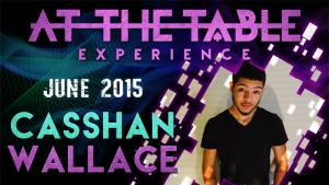 Casshan Wallace – At the Table Lecture (June 3rd, 2015)