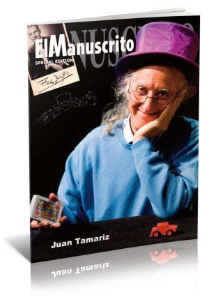 El Manuscrito Special Edition – Juan Tamariz (English Issue)