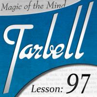 Dan Harlan – Tarbell 97 – Magic of the Mind (Instant Download)