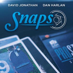 David Jonathan & Dan Harlan – SNAPS (Cards not included)