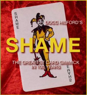 Docc Hilford – SHAME (complete package: 2 Videos + 2 PDF files)