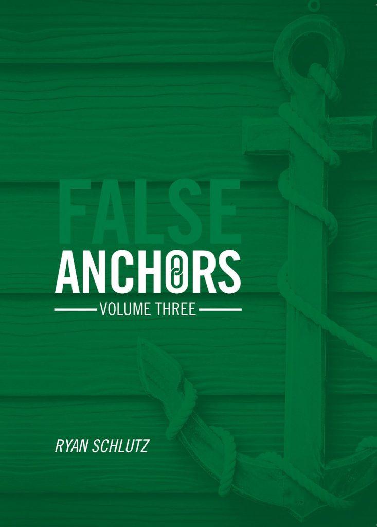ryan schlutz  false anchors volume 3 gimmick not