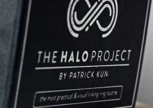 Patrick Kun – The Halo Project (Gimmick is not included)