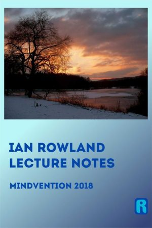 Ian Rowland – Lecture Notes 2018 Mindvention (official PDF)