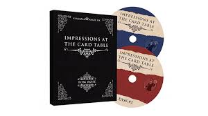 Impressions at the Card Table by Tom Rose (2 volumes)