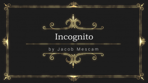 Jacob Mescam – Incognito (Instant Download)