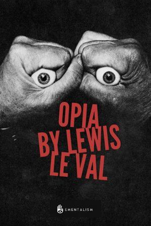 Lewis Le Val – Opia (official PDF)