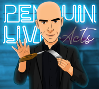 Menny Lindenfeld – Penguin Live ACT (December 23rd, 2018)