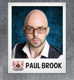 Paul Brook – Low Cost Hard Hitting Mentalism Day 1 & 2 – Alakazam Online Academy (+ pdf file)