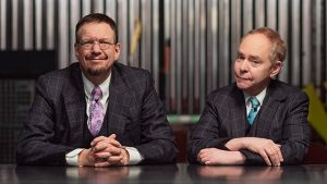 Penn & Teller Teach the Art of Magic – masterclass.com (MP4; FullHD quality, all pdfs & bonuses included)