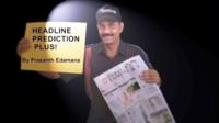 Prasanth Edamana – Headline Prediction Plus