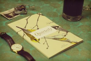 Quaterly Issue 1 by Helder Guimaraes