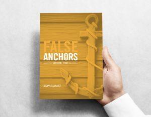 Ryan Schlutz – False Anchors Vol 2 – limited edition