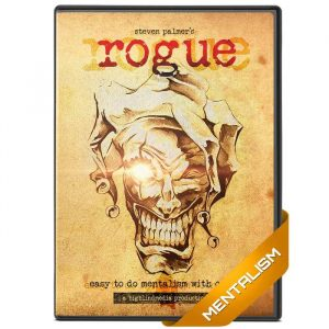 Steven Palmer – ROGUE – Easy To Do Mentalism with Cards (all 2 volumes)