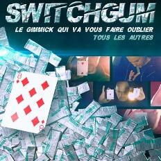 Switch Gum by Sebastien Calbry
