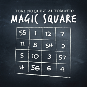 Tori Noquez – Automatic Magic Square (Instant Download)
