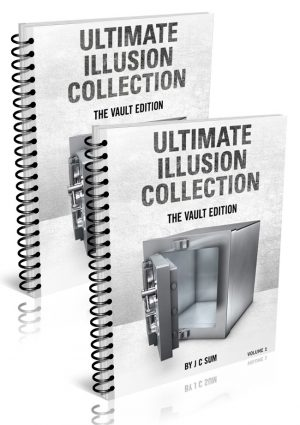 Ultimate Illusion Collection Vol 2 by JC Sum