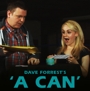 Dave Forrest – A Can (+Printable PDF)