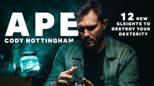 Cody Nottingham – APE – Are you a Move Monkey – ellusionist.com