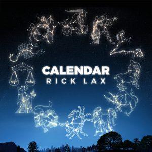 Rick Lax – Calendar (template)