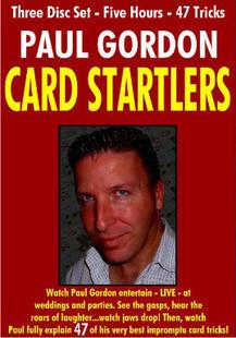 Paul Gordon – Card Startlers (all 3 Volumes)