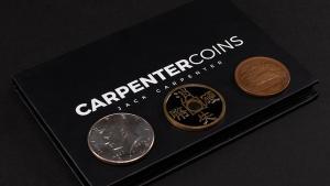 Jack Carpenter – Carpenter Coins (Gimmick not included)