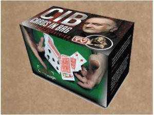 Dominique DUVIVIER – C.I.B. aka Card in Bag (English audio; Gimmick not included)