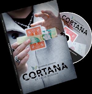 Felix Bodden – Cortana – SansMinds (+ reference sheet, gimmick not included)