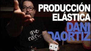 Dani Daortiz – Producción Elastica (spanish audio only)