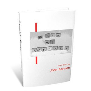 John Bannon – Dear Mr Fantasy