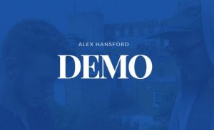 Demo by Alex Hansford