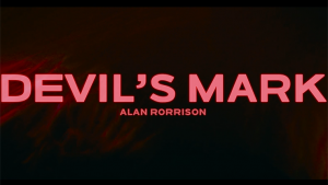 Alan Rorrison – Devils Mark (Gimmick not included)