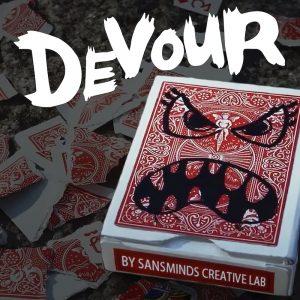 SansMinds Creative Lab – Devour (Gimmick construction explained)