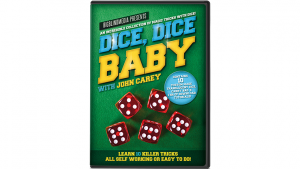 John Carey – Dice, Dice Baby (Dices not included)