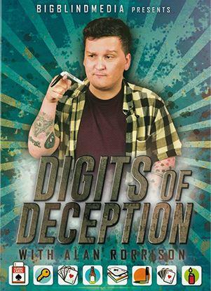Alan Rorrison – Digits of Deception