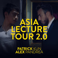 Asian Lecture Tour 2 by Patrick Kun & Alex Pandrea