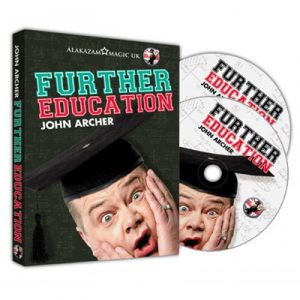John Archer – Further Education (all 2 Volumes)