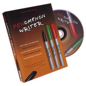 Menny Lindenfeld & Koontz – PENomenon Writer (Gimmick not included)