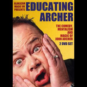John Archer – Educating Archer (all 2 Volumes)