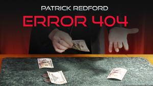 Patrick Redford – ERROR 404