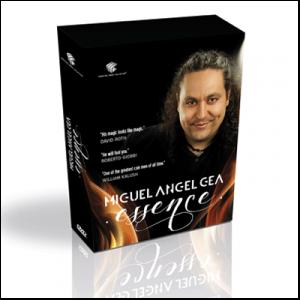 Miguel Angel Gea – Essence