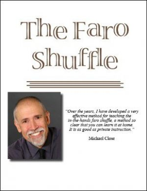 Michael Close – On the Faro Shuffle [CD-rom files]