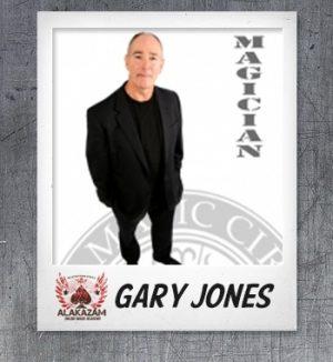 Gary Jones – Alakazam Online Magic Academy